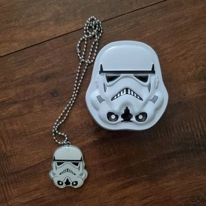 Star Wars Stormstooper Id Necklace and Tin